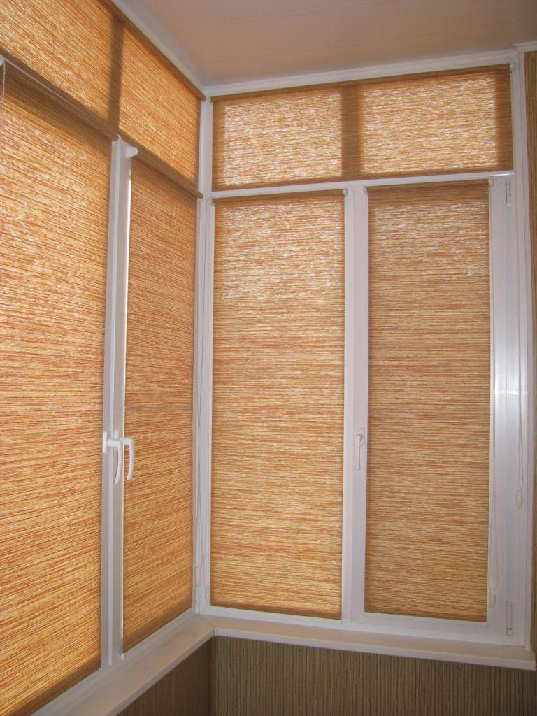 Рулонные шторы № 10