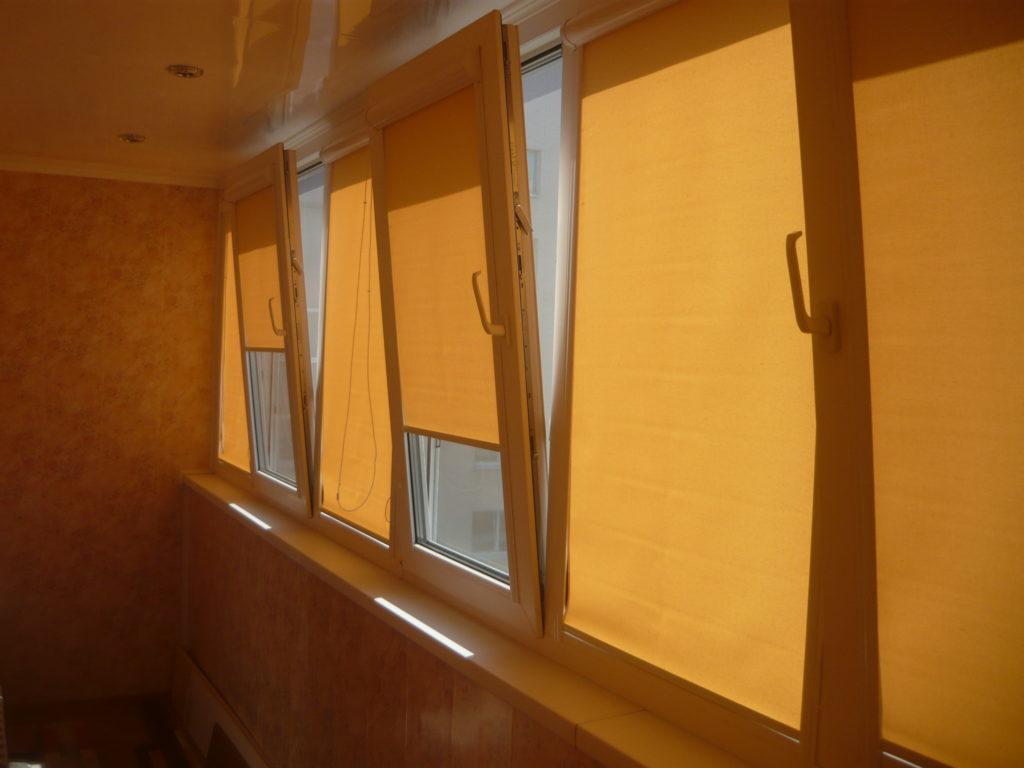 Рулонные шторы № 15